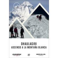 Dhaulagiri ascenso a la montaña blanca