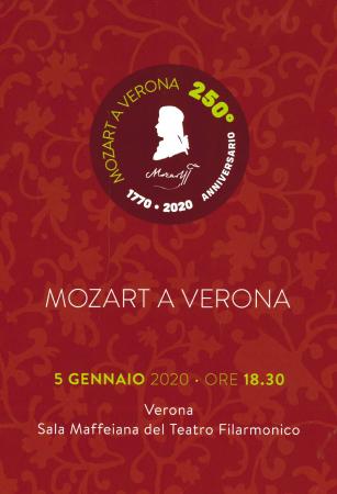 Mozart a Verona