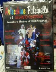 Arlecchino Pulcinella e il segreto orientale